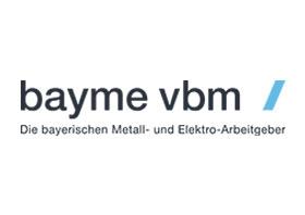 bayme - Bayerischer Unternehmensverband Metall und Elektro e. V.